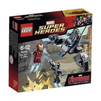 Đồ Chơi Lego Super Heroes 76029