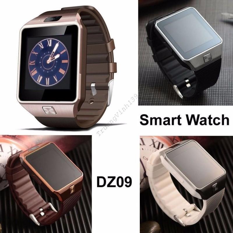 Đồng Hồ SmartWatch DZ09 Sim - Camera - Thẻ nhớ 2