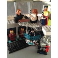 Đồ Chơi Lego Super Heroes 76007