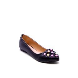Giày búp bê đính hoa xinh xắn MZBB20.3