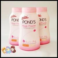 Phấn phủ bột Pond Magic Powder trắng hồng Thái Lan