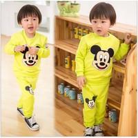 Bộ quần áo cao cấp bé trai 1 đến 3 tuổi V125