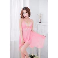 Váy Ngủ Siêu Mỏng Ren Bách Tiên MS507