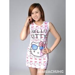 Đầm Hello Kitty dễ thương