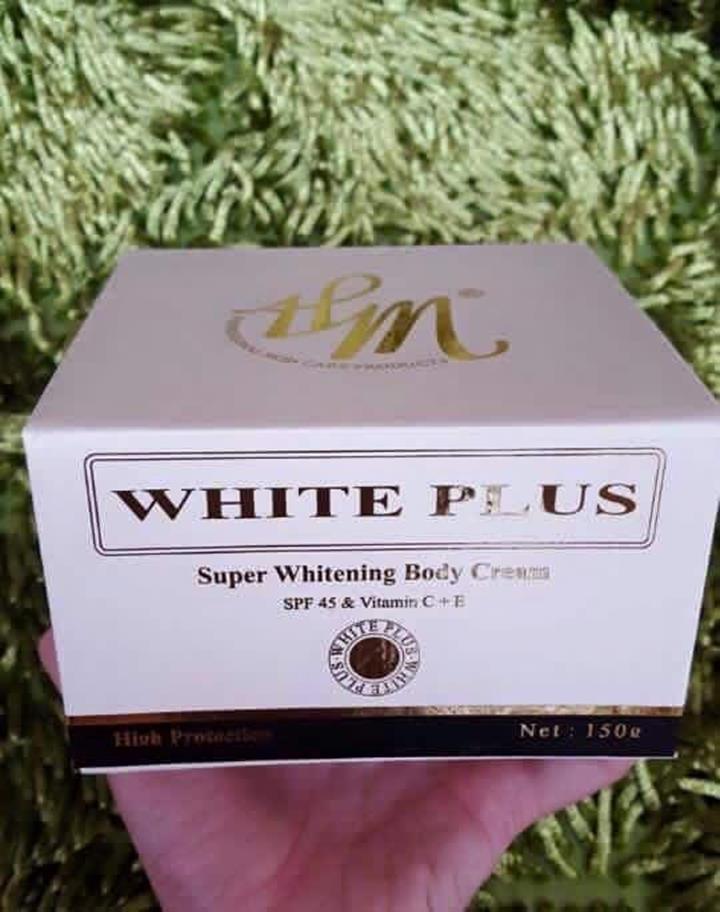 kem body dưỡng trắng da white plus 00003 sendo vn