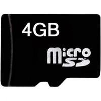 Thẻ nhớ MicroSD 4G giá siêu rẻ, bảo hành 2 năm