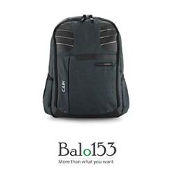 Balo153 - Balo đựng laptop 15.6 inch Simplecarry Cain Navy