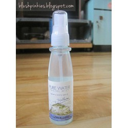 Xịt Khoáng Pure Water Facial Mist – Jeju Marine – The Face Shop
