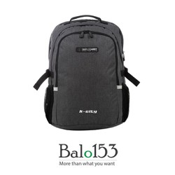 Balo153 - Balo đựng laptop Simplecarry K-city D. Grey