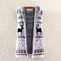 Áo khoác Cardigan len phong cách - AV004