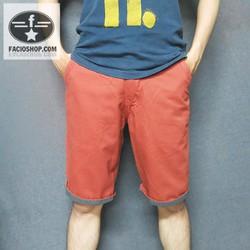 [Chuyên sỉ - lẻ] Quần short kaki nam Facioshop ND137