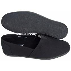 Giày xỏ vải nam