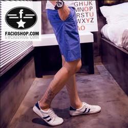 [Chuyên sỉ - lẻ] Quần short kaki nam Facioshop OC165
