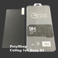 Dán cường lực Sony Z3