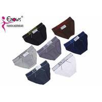 Combo gồm 5 cái Quần lót nam Enow lưng to-vải cotton