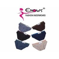 Combo gồm 5 cái Quần lót nam Enow lưng nhỏ-vải thun lạnh