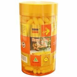 Sữa ong chúa Úc Costar Royal Jelly hàm lượng 1610mg 365 viên