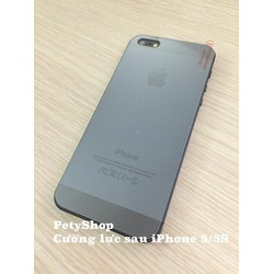 Dán cường lực sau iPhone 4 4S iPhone 5 5S