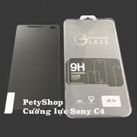 Dán cường lực Sony C4