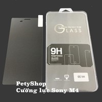 Dán cường lực Sony M4
