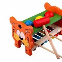 Đồ chơi trẻ em đàn con hổ và ziczag