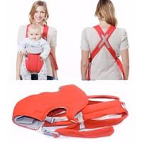 Địu em bé 4 tư thế thiết kế tiện dụng cho bé