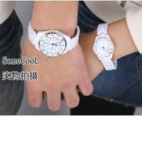 Đồng hồ cặp SINOBI dây thép SI005  có bán lẻ cặp 249k cái