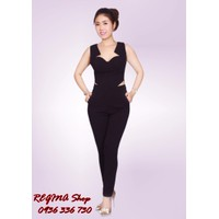 Jumsuit Cúp Ngực - Cut Out
