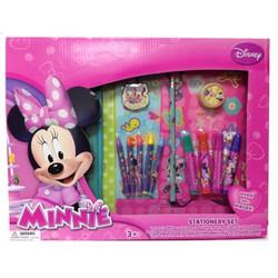Bộ văn phòng phẩm cho bé tập vẽ Minnie Mouse