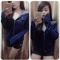 Áo Khoác Jeans Nữ Thời Trang_GS150_1325 kiêu_sang