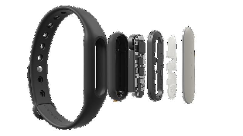 Vòng đeo tay thông minh Miband Xiaomi chính hãng 5