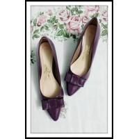 HỖ TRỢ VẬN CHUYỂN - Giày cao gót nơ xinh
