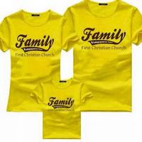 Combo 3 áo gia đình Happy Familly