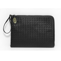 Túi đeo chéo nam Ipad da đan Hàn Quốc - TDC02