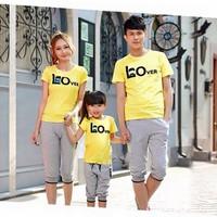 Combo 3 áo Family Dad-Mom-Baby
