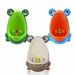 Bồn tiểu cho bé trai hình con ếch