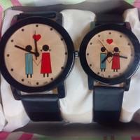 Đồng hồ cặp đôi - mẫu 895