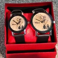 Đồng hồ cặp đôi - mẫu 898