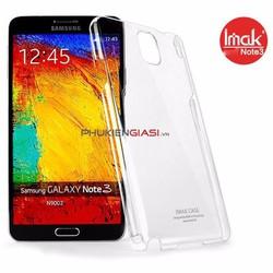 Ốp lưng nhựa cứng Galaxy Note 3 iMak siêu trong siêu nhẹ