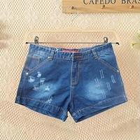 Quần Short Jeans Nữ DN_GS90_1375