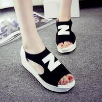 GIAYXINHONLINE - Giày sandal chữ N - SD162