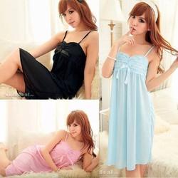 Đầm ngủ phi bóng mát mẻ