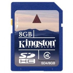 THẺ NHỚ SD 8G