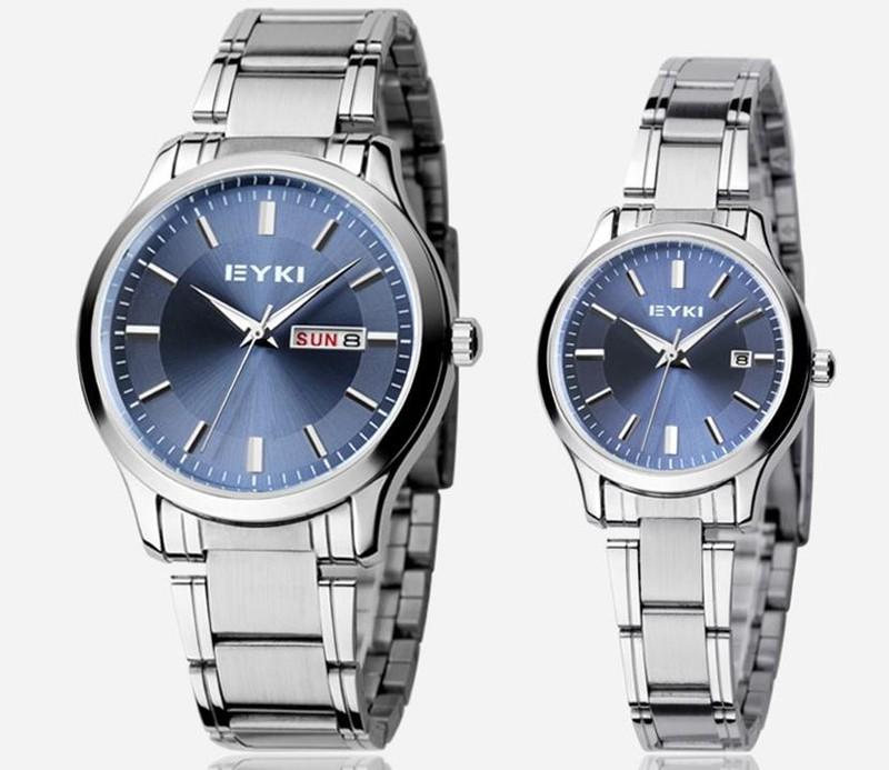 Đồng hồ EYKI 3 MÀU lịch lãm EY001m 2