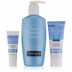 Bộ 3 sản phẩm giúp giảm nếp nhăn vùng mắt Neutrogena 200ml