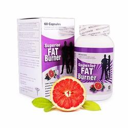 Viên giảm cân chiết xuất từ bưởi Superior Fat Burner