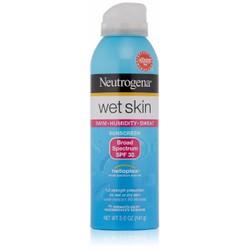 Xịt chống nắng NEUTROGENA Wet Skin Kids Swim Humidity Sweat 141g