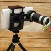 Ống lens phóng đại 8x dành cho tất cả các dòng smart phone