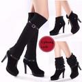 Giày boot cao gót 3 phong cách