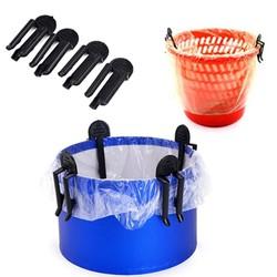 Combo 20 dụng cụ kẹp miệng túi rác vào thùng rác